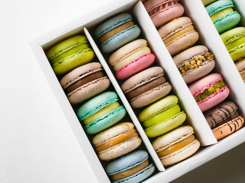 Website Design in Eastleigh, Hampshire. Professional websites should be as different as meringues!