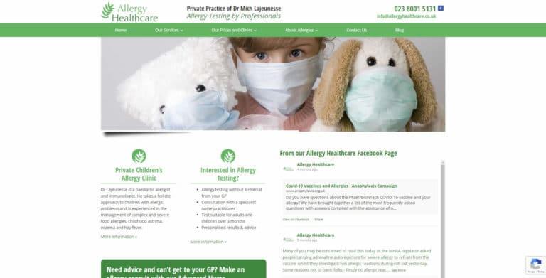 Allergy Healthcare