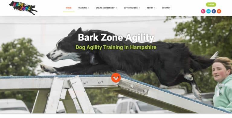 Bark Zone Agility