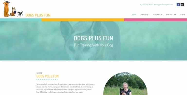 Dogs Plus Fun