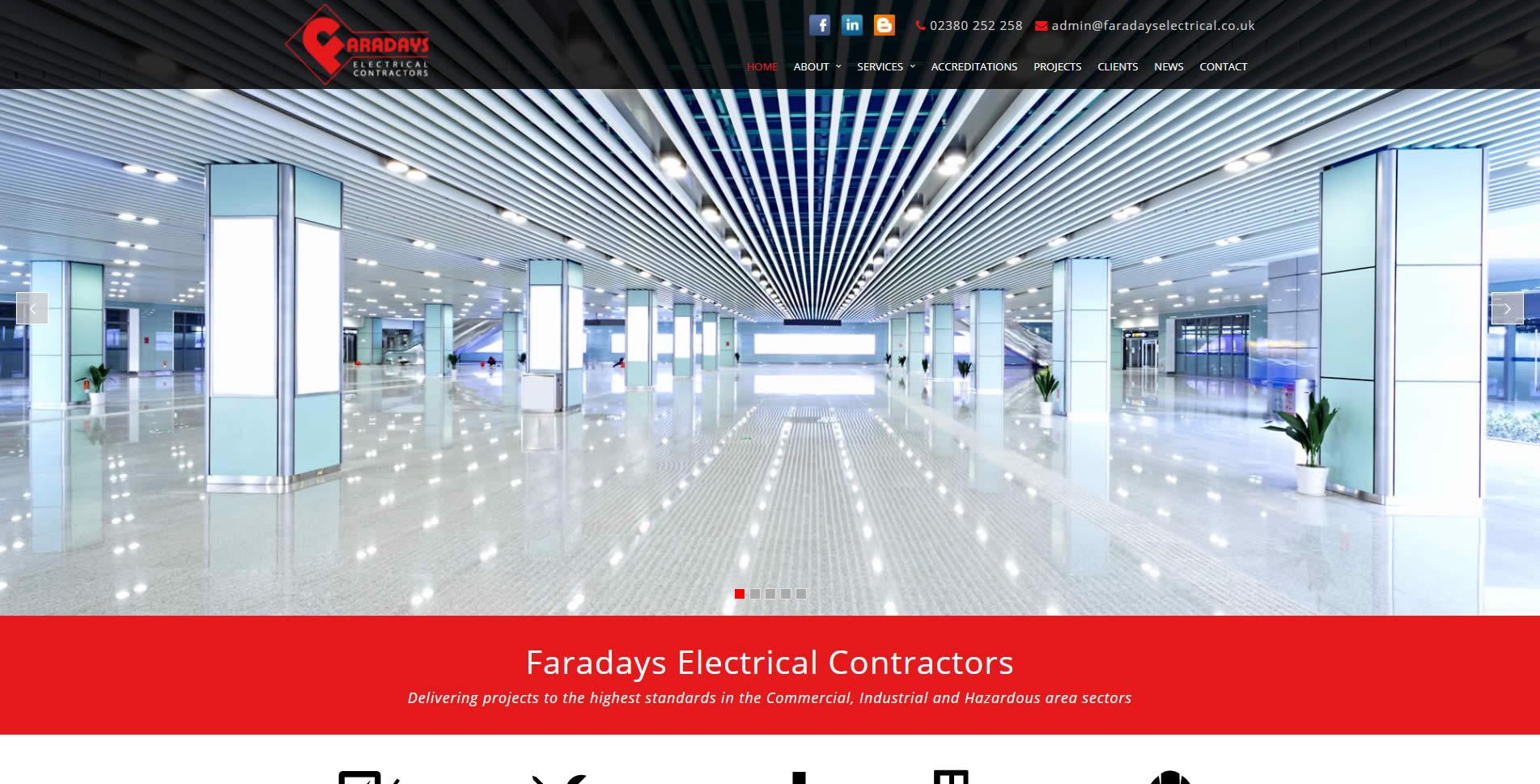Faradays Electrical