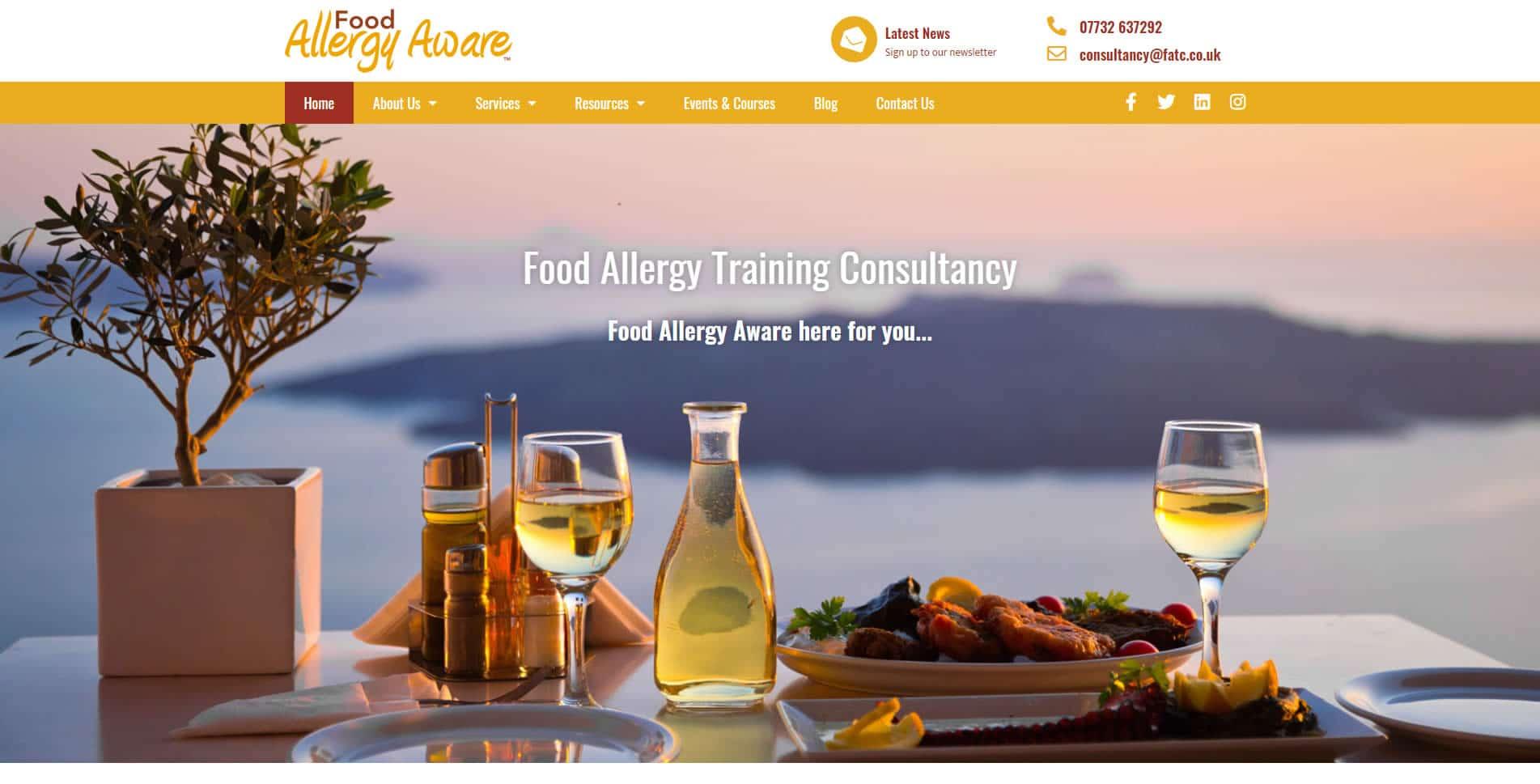 Food Allergy Aware
