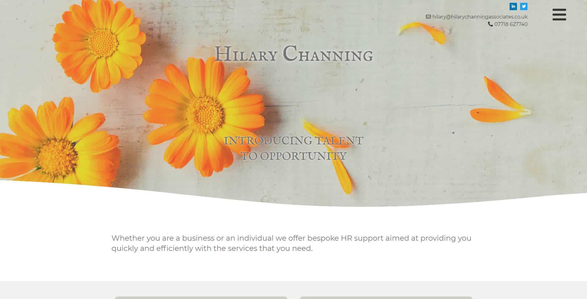 Hilary Channing Associates