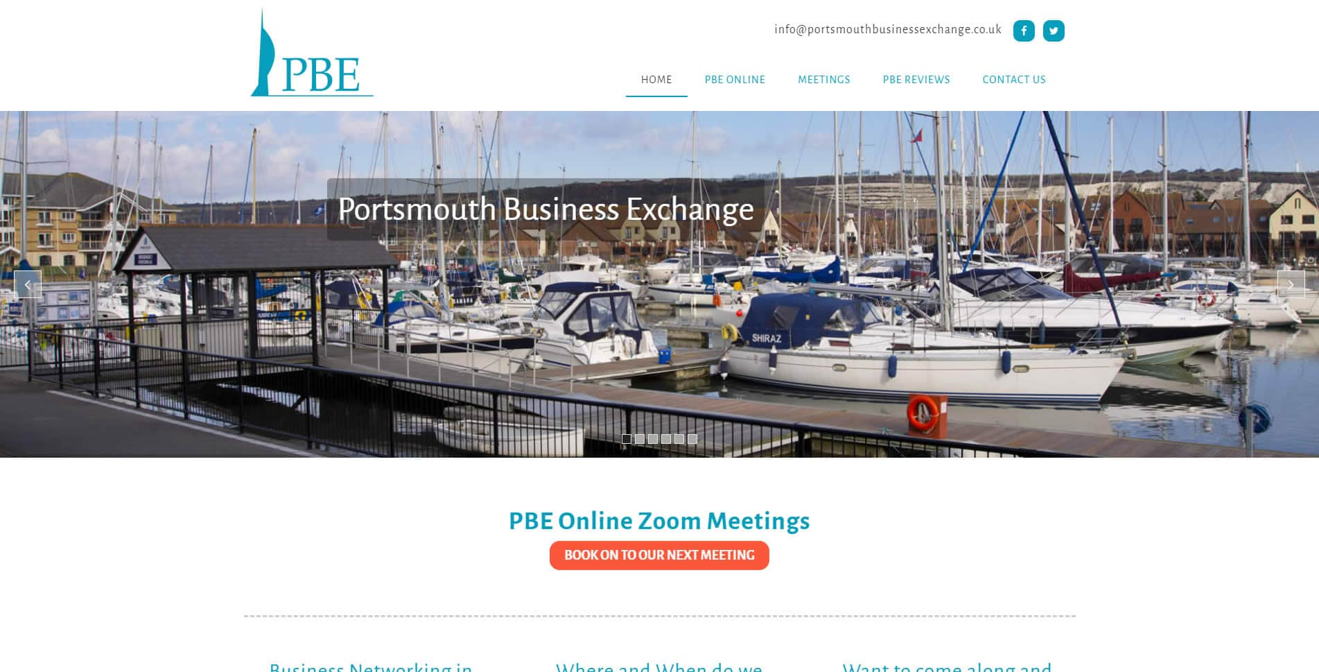 Portsmouth Business Exchange