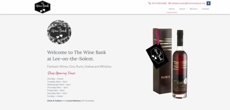 The Wine Bank